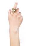 Colombian Jewelry Moth Ring Insect Jewelry