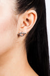 Venus Small Knot Earrings