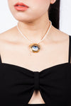 Beatriz Palacios Eye Necklace Eye Jewelry Bizarre Jewelry