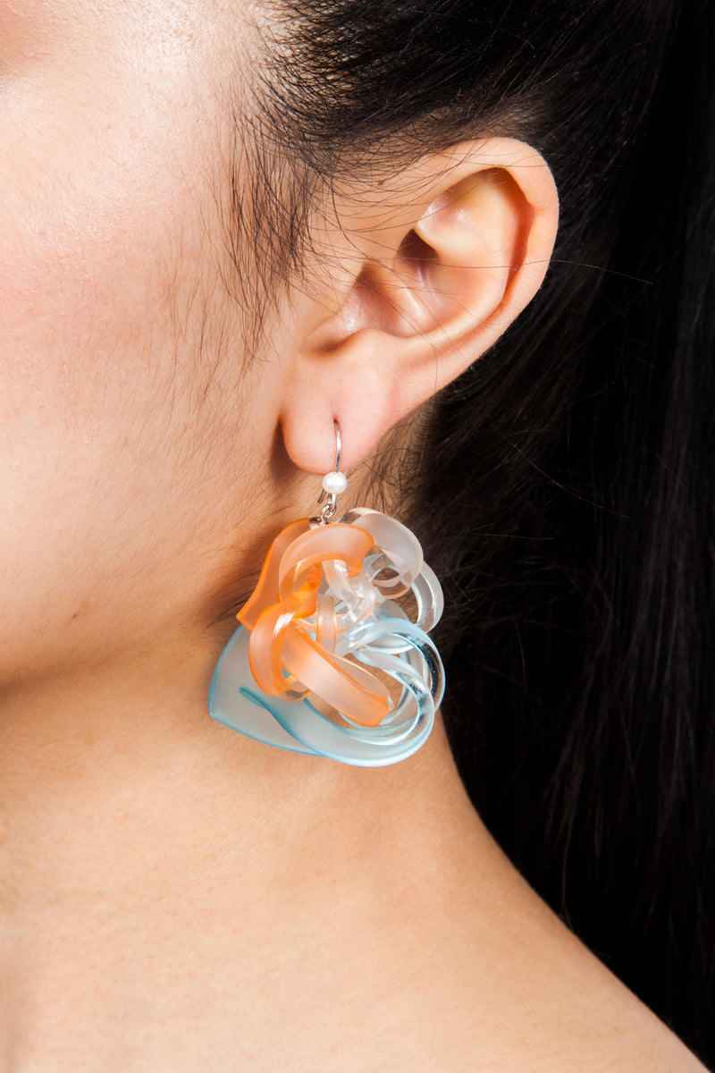Vampire Squid Earrings | Free Delivery - Quick Shipping