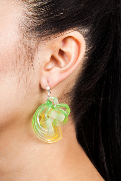 Sea Snail Earrings