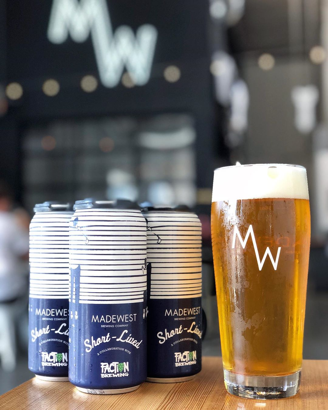 Faction Brewing and MadeWest