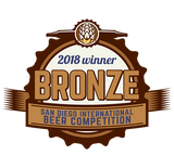 MadeWest Bronze San Diego Beer Competition