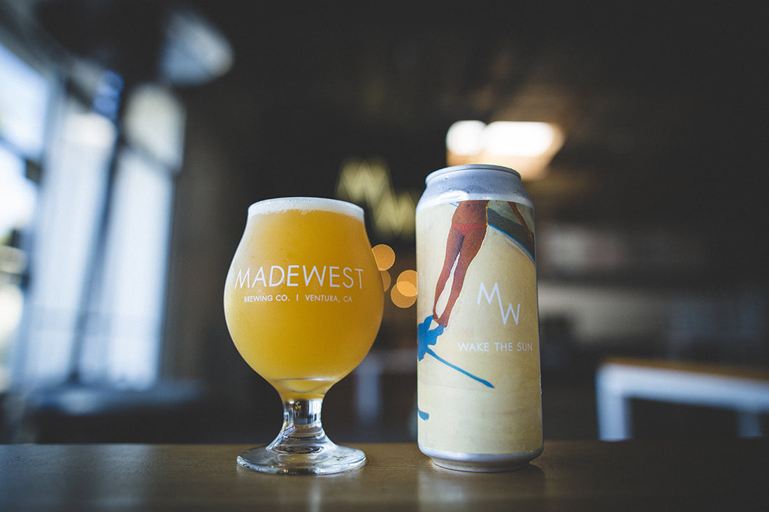 MadeWest Hazy IPA