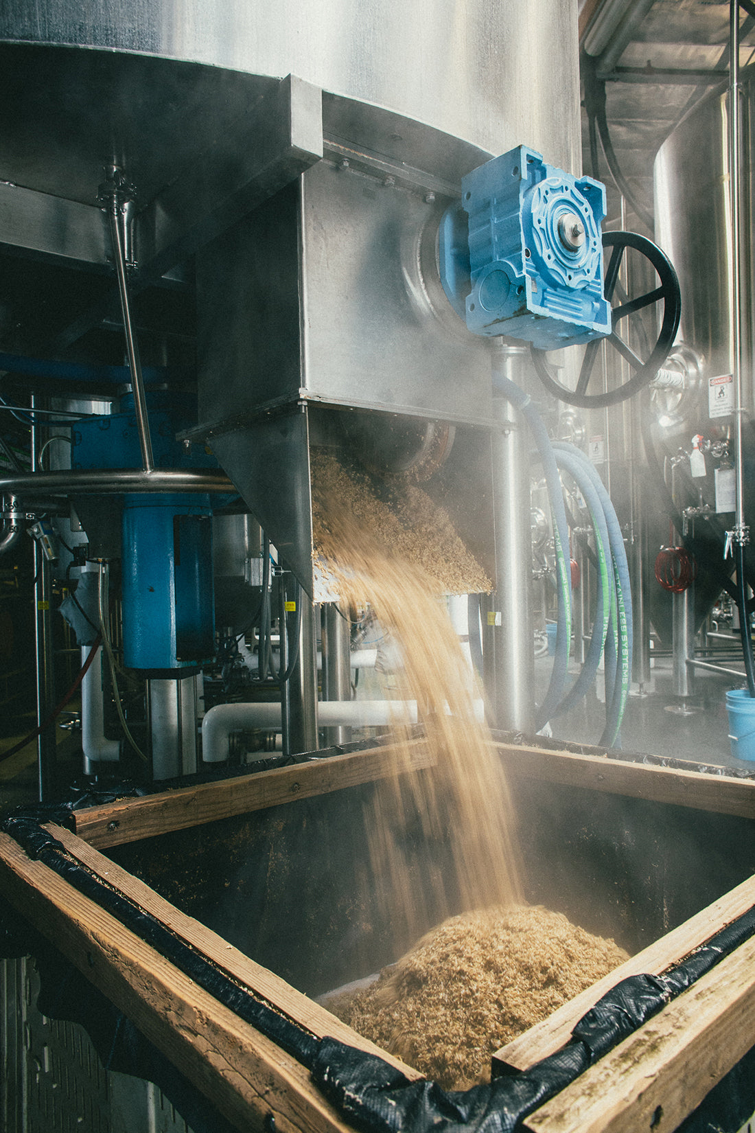 Brewing Process Mash