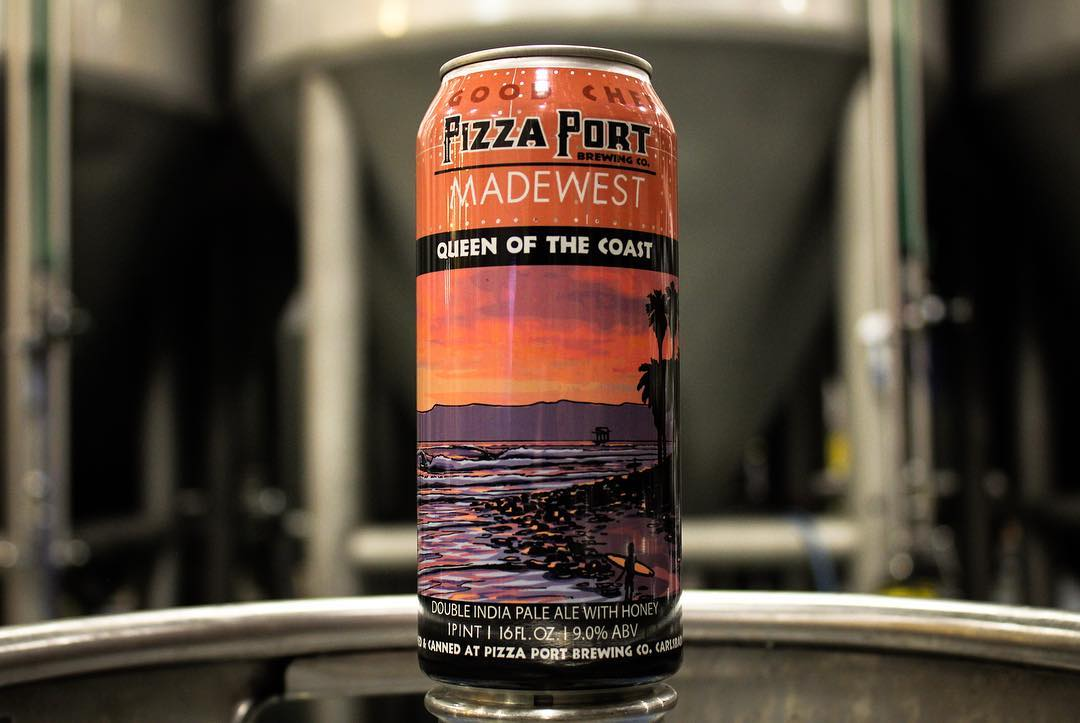 Pizza Port MadeWest Beer