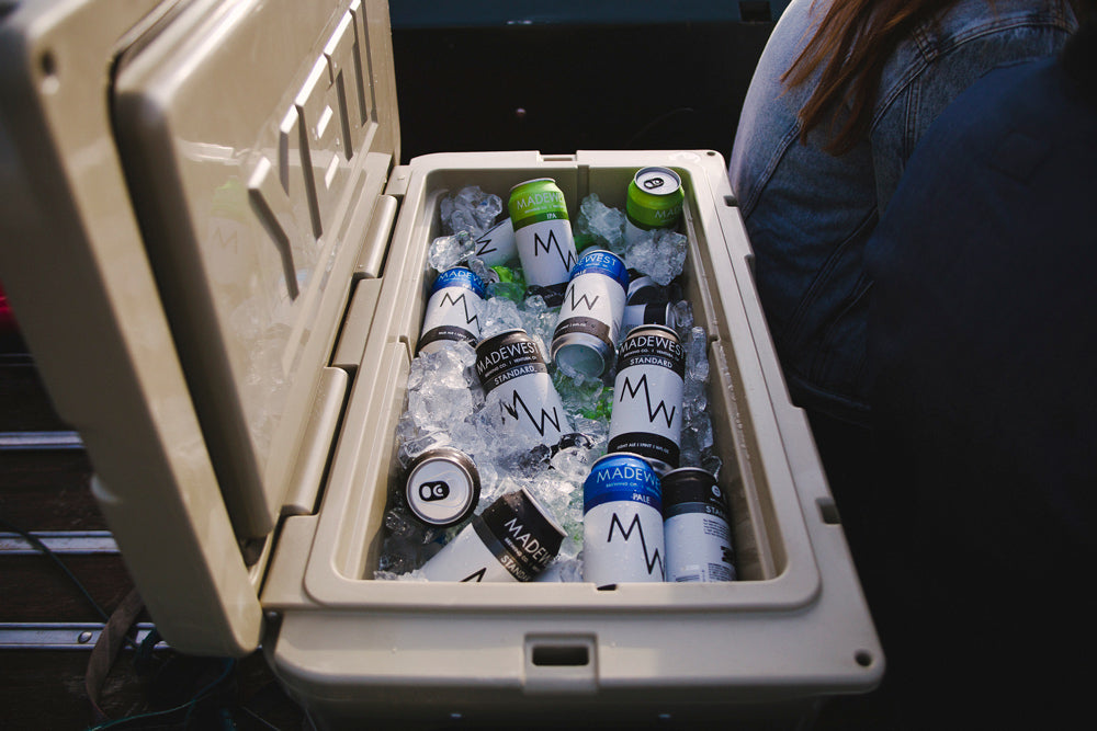 Beer Cans Yeti Portable