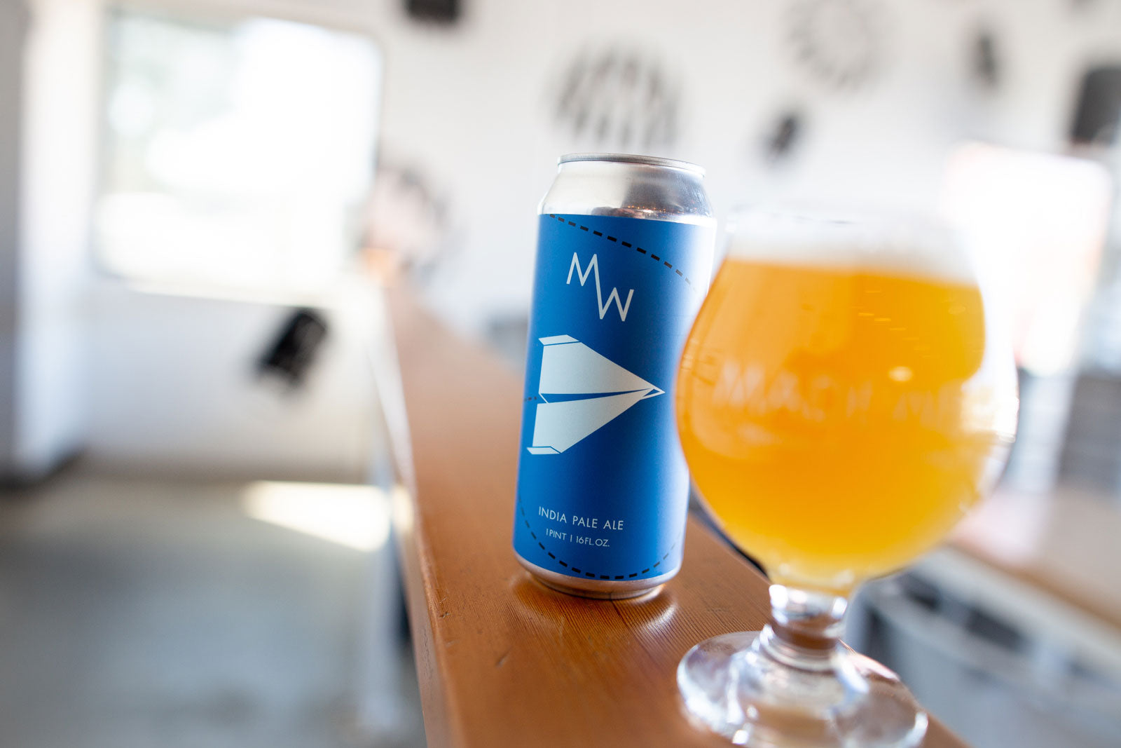 Hazy IPA can release