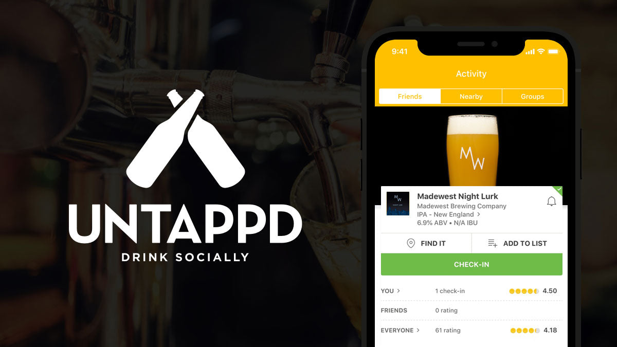 Untappd MadeWest