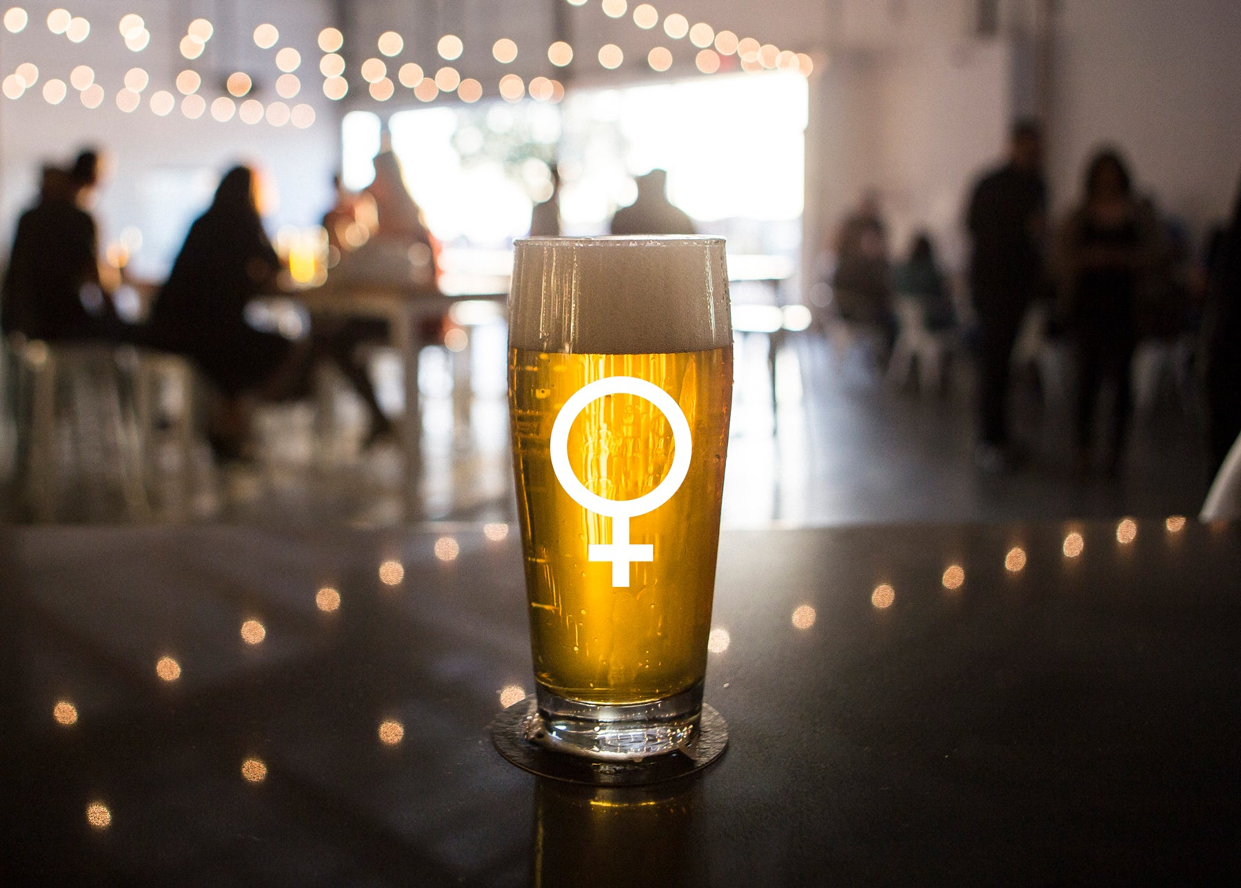 Women Craft Beer
