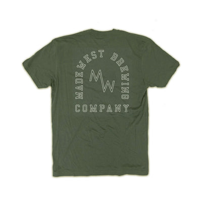 Arch Tee - Green