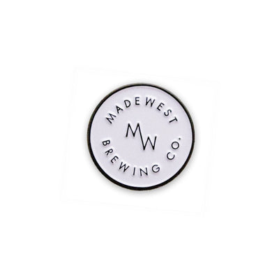MadeWest Circle Pin