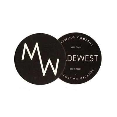 MadeWest Coaster 10-Pack