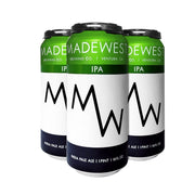 IPA - 4 Pack - Beer - MadeWest Brewery