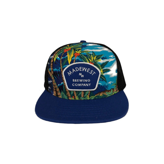 Aloha Royal Trucker Hat