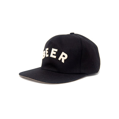 Ampal Beer Hat - Black