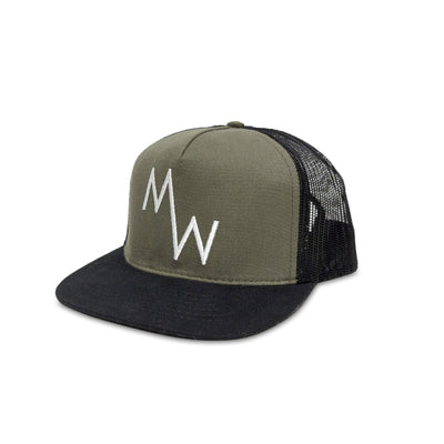 Embroidered MW Hat - Jalapeno - Hat - MadeWest Brewery