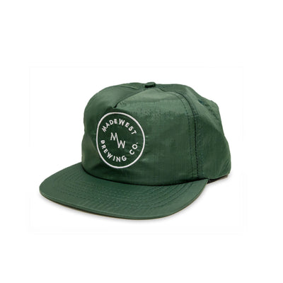 Ripstop Hat - Green