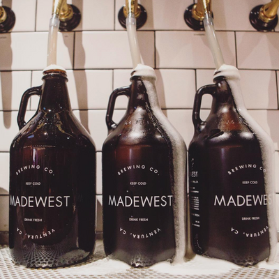 64oz Growler and Fill (Taproom Pickup Only)