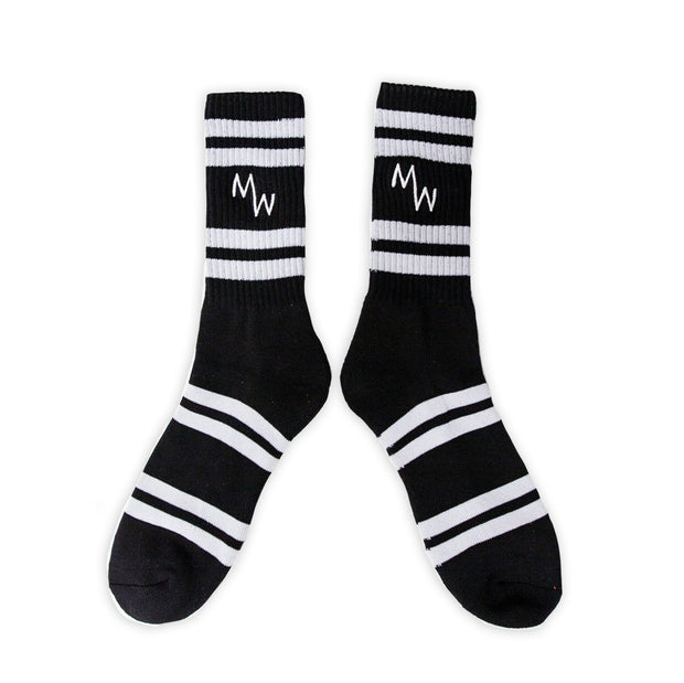 MW Stripes Sock