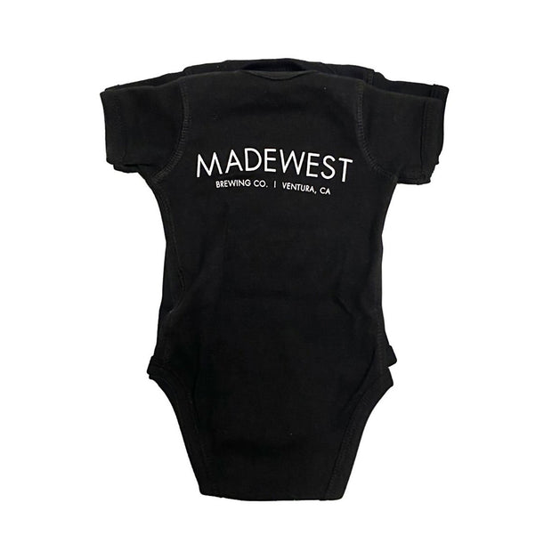 Toddler Onesie - Black