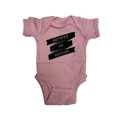 Toddler Onesie - Pink