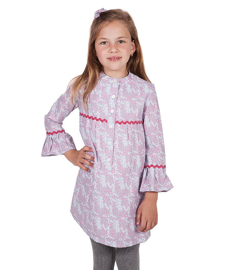Little Girl Pink Blouse