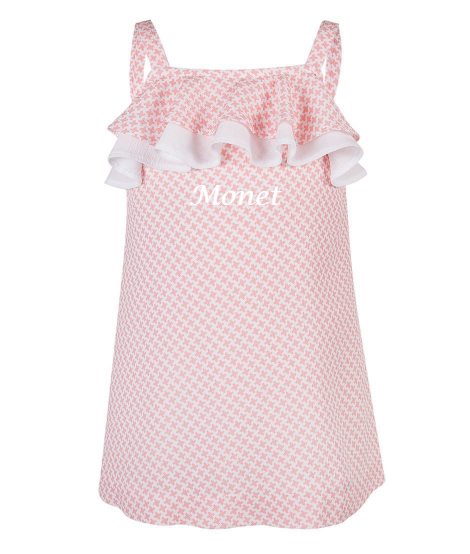 Little Girl Pink Dress
