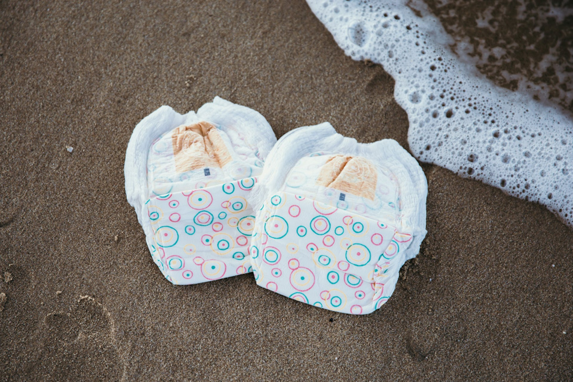 Little Toes swim diaper