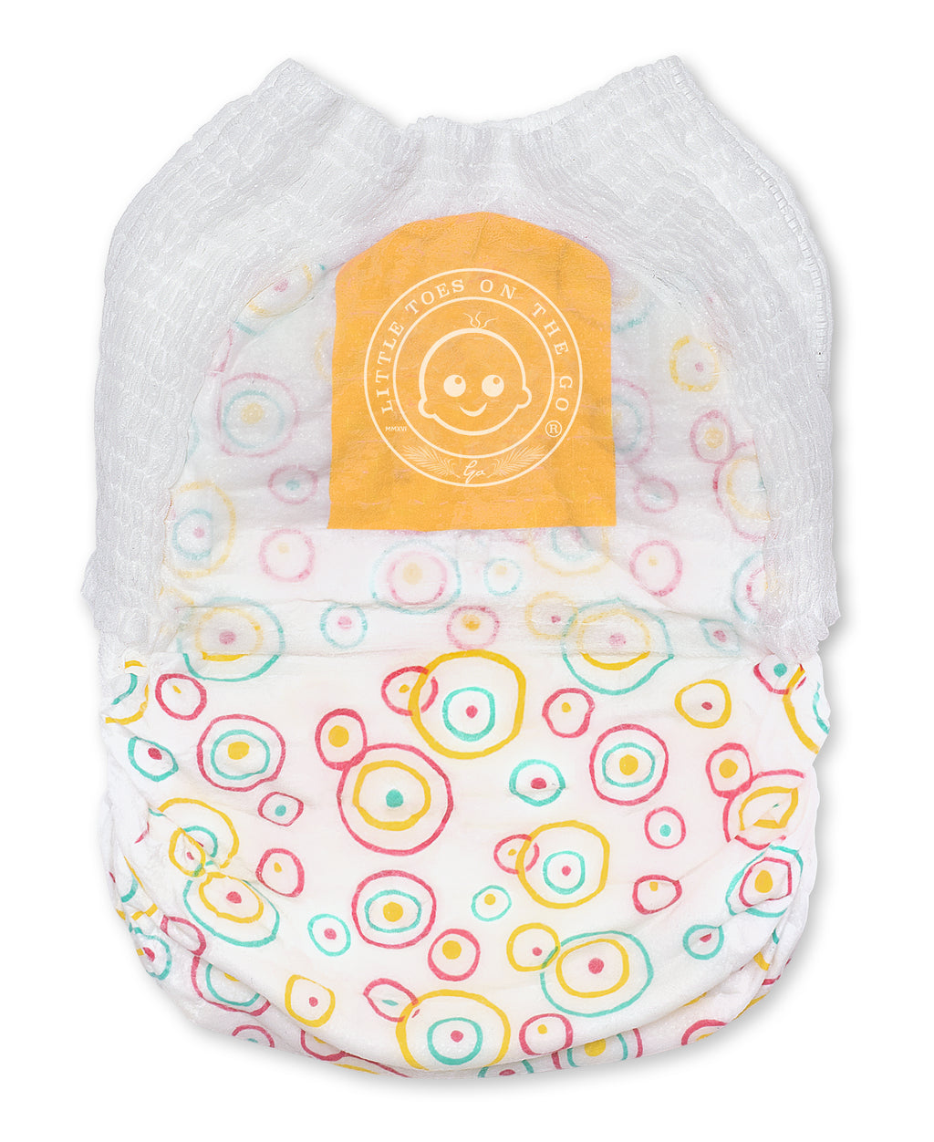 Swimmy Diaper Change Set - Medium (19-30lbs / 9-14 Kg)