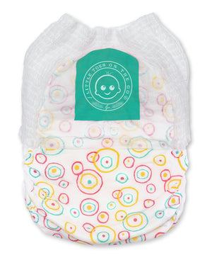 Swimmy Diaper Change Set - Small (13-20 lbs. / 6-9 Kg)