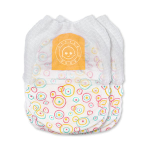 Little Toes Convenience On The Go 2x Swimmy Diapers | Size Medium (13-24 lbs. / 6-11 Kgs)