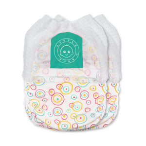 Little Toes Convenience On The Go 2x Swimmy Diapers | Size Small (13 - 20 lbs. / 6 - 9 Kgs)