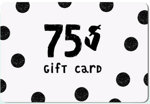 Little Toes Gift Card