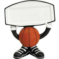 Ball Head Basketball