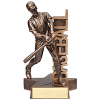 Billboard Baseball/Softball Resin Trophy