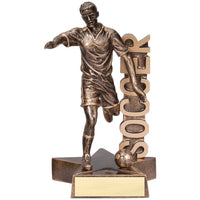 Billboard Soccer Resin Trophy