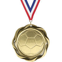 Soccer Fusion Medal