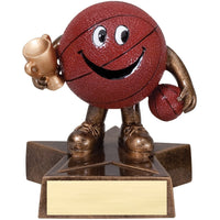 'Lil Buddy Basketball Resin Trophy
