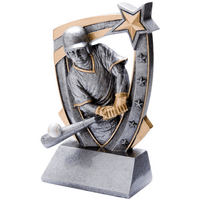 Out of the Park Baseball Resin Trophy