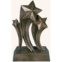Shooting Stars Resin Trophy