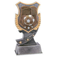 Soccer Shield Trophy