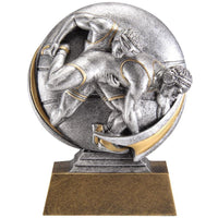 Wrestling MX5 Resin Trophy