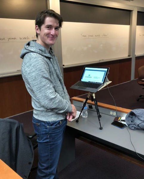 Why Don't Students Use Portable Standing Desks?