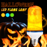 Halloween LED Fire  Lamp