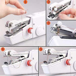 Mini Portable Handheld Sewing Machine - 50% OFF TODAY