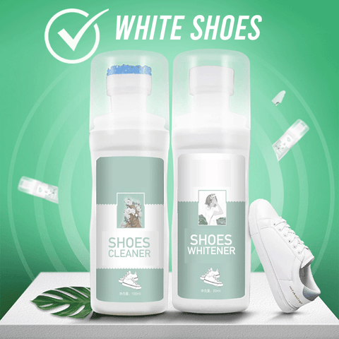 Shoes Whitening Combo
