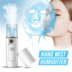 Portable Nano Face Steamer