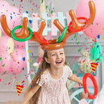 Christmas Antler Ring Toss Game