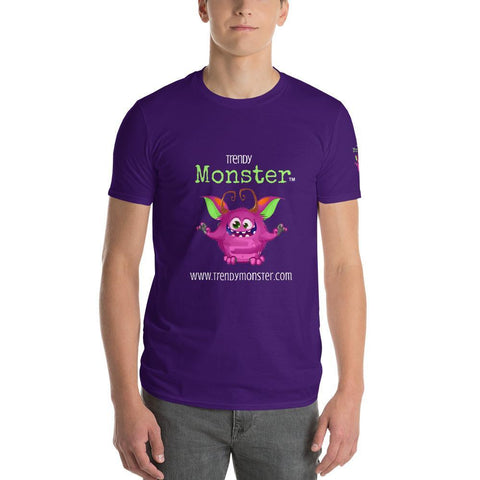 TrendyMonster ™ Purple T-shirt